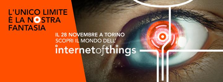 Internet of things Torino 28 novembre 2014